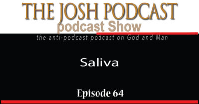 Podcast Episode 64: Saliva